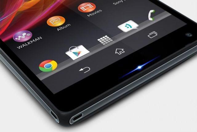 Sony pretende lançar um phablet Xperia L4 com tela Bravia