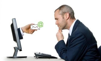 O e-mail direcionado e focado no desejo do cliente, é um trunfo em favor da empresa