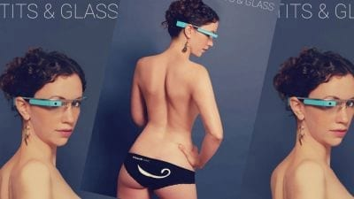 Google bane aplicativos adultos do Glass