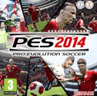 Konami divulga a capa do novo PES 2014