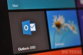 Microsoft anuncia a chegada do novo Outlook 2013 para Windows RT