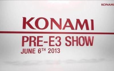 Em evento pré-E3, Konami apresenta PES14, Metal Gear Solid e Castlevania