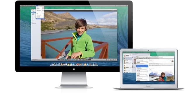 Apple lança o novo sistema operacional OSX Maverick