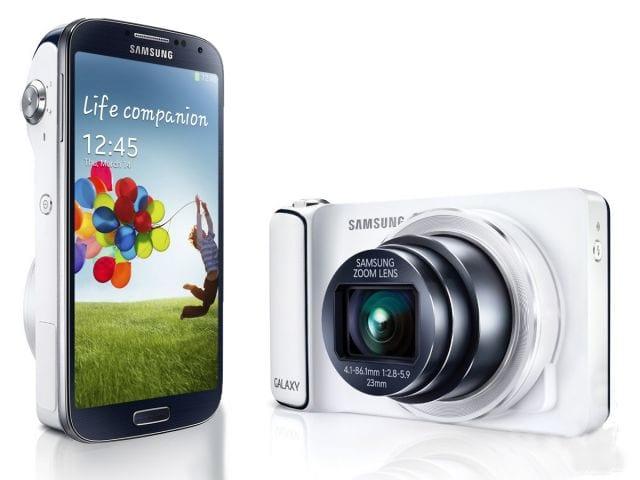 Galaxy S4 Zoom chega este mês
