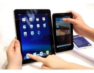 Conforme pesquisa, mais de um terço dos americanos usam tablet
