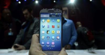 Ações da Samsung registram queda de 2,5%