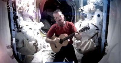 Astronauta famoso anuncia aposentadoria