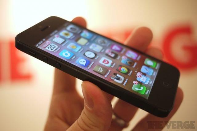 iPhone 5 da Apple