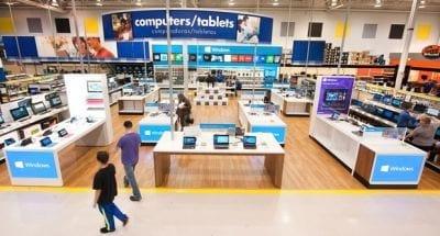 Microsoft e Best Buy juntos para vender produtos com Windows 8