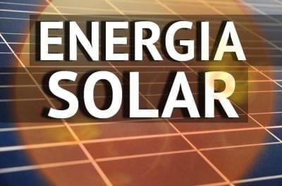 Energia solar: o que �?