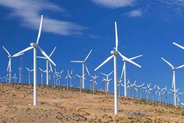Energia Eólica é outra alternaliva para poluir menos
