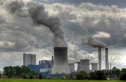 Usina Nuclear é uma das que mais polui o ambiente