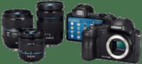 Câmera fotográfica da Samsung virá equipada com Android
