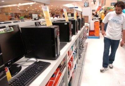 Nos últimos 10 anos, computadores ficaram 61% mais baratos