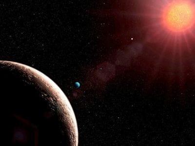 Projeto quer contatar ETs de outro sistema solar
