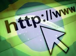 No Brasil, 40% das residências já têm internet