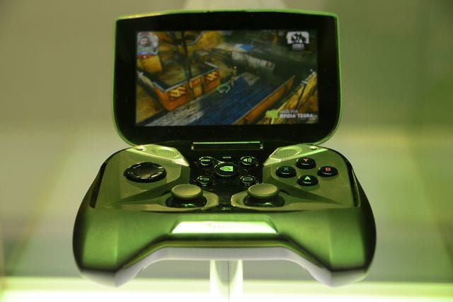 Nvidia Shield custará US$ 299