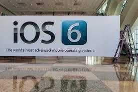 iOS 6 está presente em 93% dos aparelhos Apple