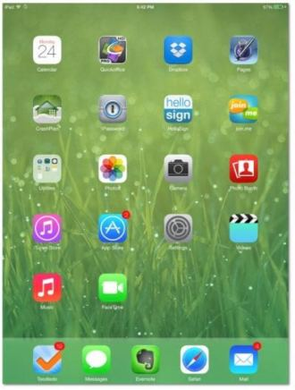 Apple disponibiliza iOS 7 Beta 2