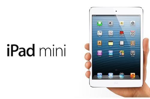 iPad mini está à venda no Brasil