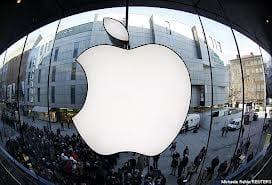 Notícias sobre baixa de produção fazem ações da Apple caírem novamente