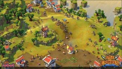 Microsoft estuda Age of Empires versão mobile