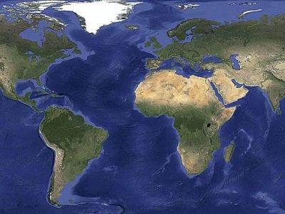 Google possui imagem do planeta com 800 mil megapixels