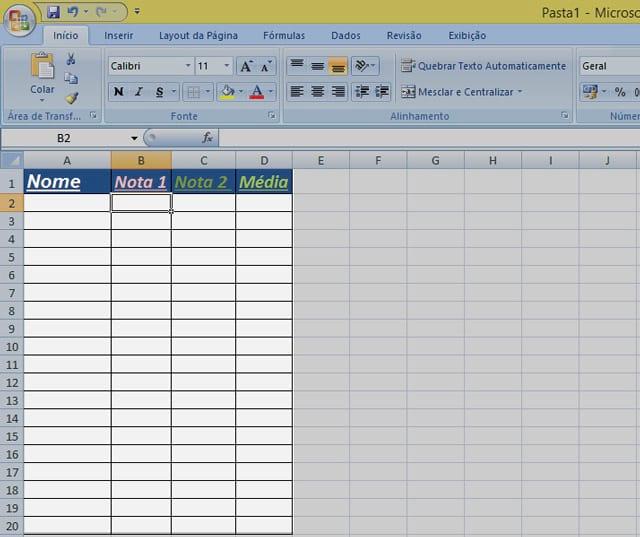como copiar uma tabela do pdf