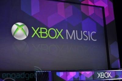 Xbox Music está disponível para qualquer navegador