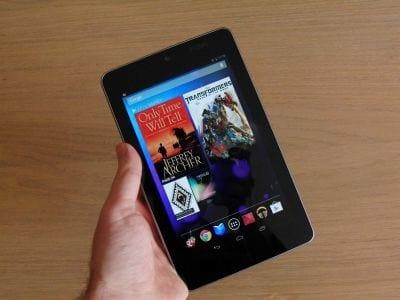 Google e ASUS estão prestes a lançar o novo Nexus 7 II