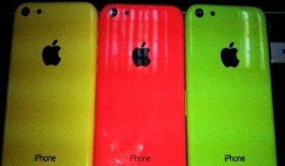 Imagens do novo iPhone