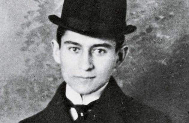 O doodle desta quarta-feira, 03 de julho, presta sua homenagem à Franz Kafka