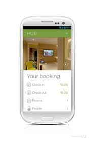 Hospedes da Hotelaria Whitbread vão controlar sua estadia através do tablet ou smartphone