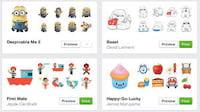 Facebook lança carinhas do aplicativo mobile na versão web