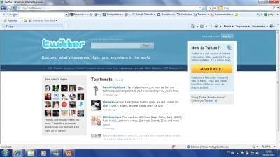 Twitter vai utilizar publicidade personalizada através de cookies