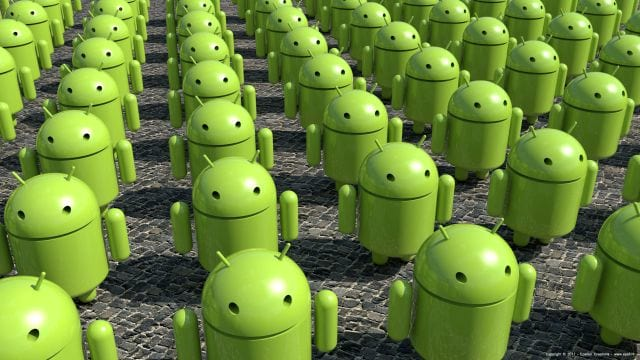 Falha no Android atinge 99% dos usuários