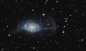 Evidências reforçam teorias de formação das galáxias