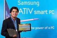 Samsung apresenta sua mais nova linha de notebooks ATIV