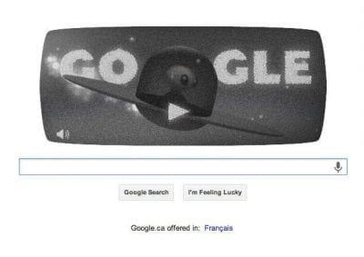 Caso Roswell é lembrado pelo doodle do Google