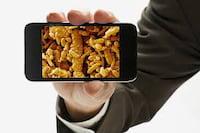 Telas de smartphones serão antibactérias