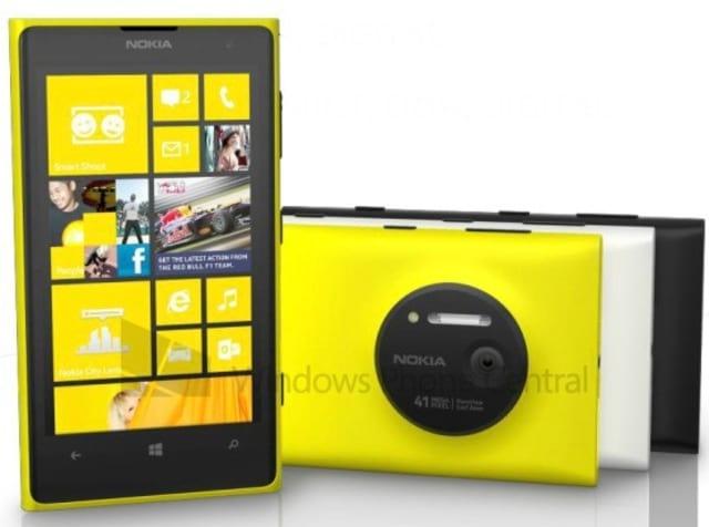 Com câmera de 41 Megapixels a Nokia aposta no Lumia 1020