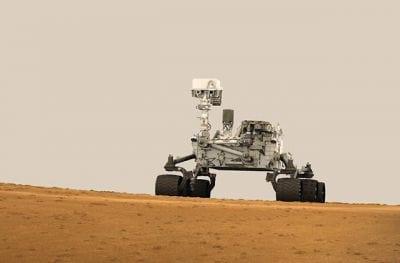 NASA planeja enviar sonda à Marte em 2020