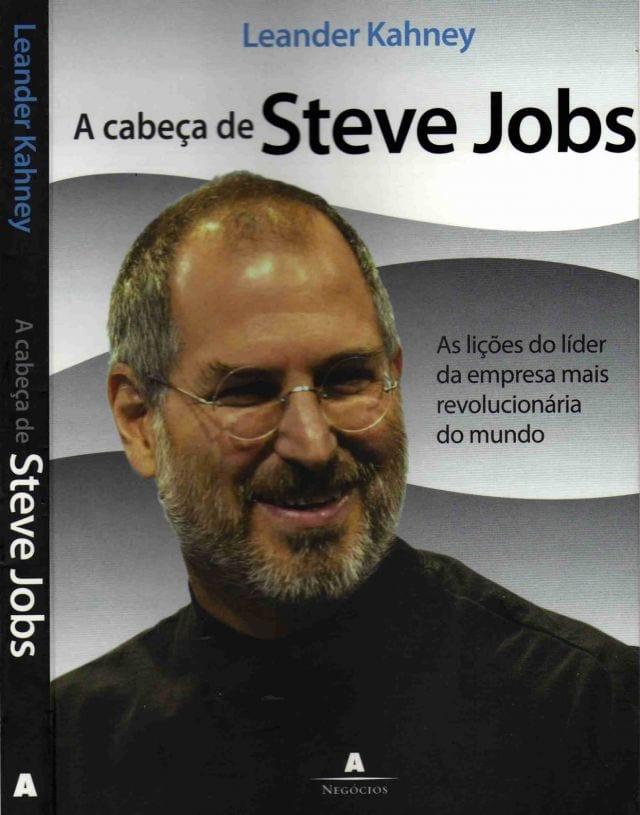 Resenha do livro A cabeça de Steve Jobs