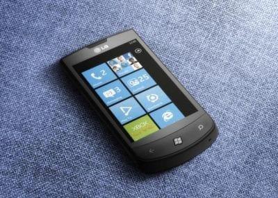 LG terá smartphone com Windows Phone 8