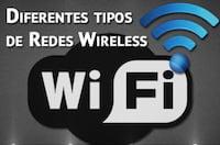 Diferentes tipos de Rede Wireless