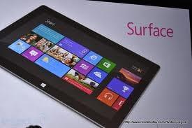 """Surface fica mais barato e Microsoft espera """"up"""" nas vendas"""