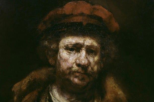 O pintor holandês Rembrandt van Rijin é o homenageado do Google nesta segunda-feira.