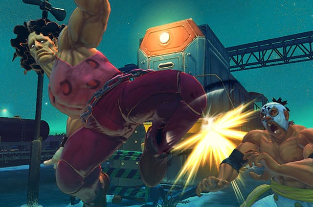 Capcom anuncia a nova versão de Street Fighter IV