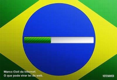 O PL do Marco Civil da Internet só vai a voto na segunda semana de agosto