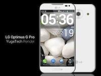 Anatel homologa o novo LG Optimus G Pro